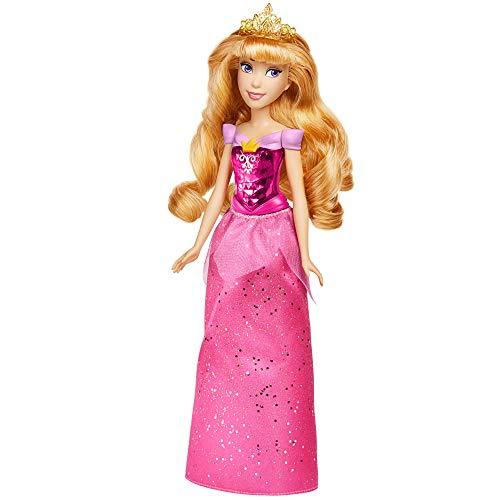Poupée Disney Princesses, Aurore Poussière d'étoiles, 26 cm