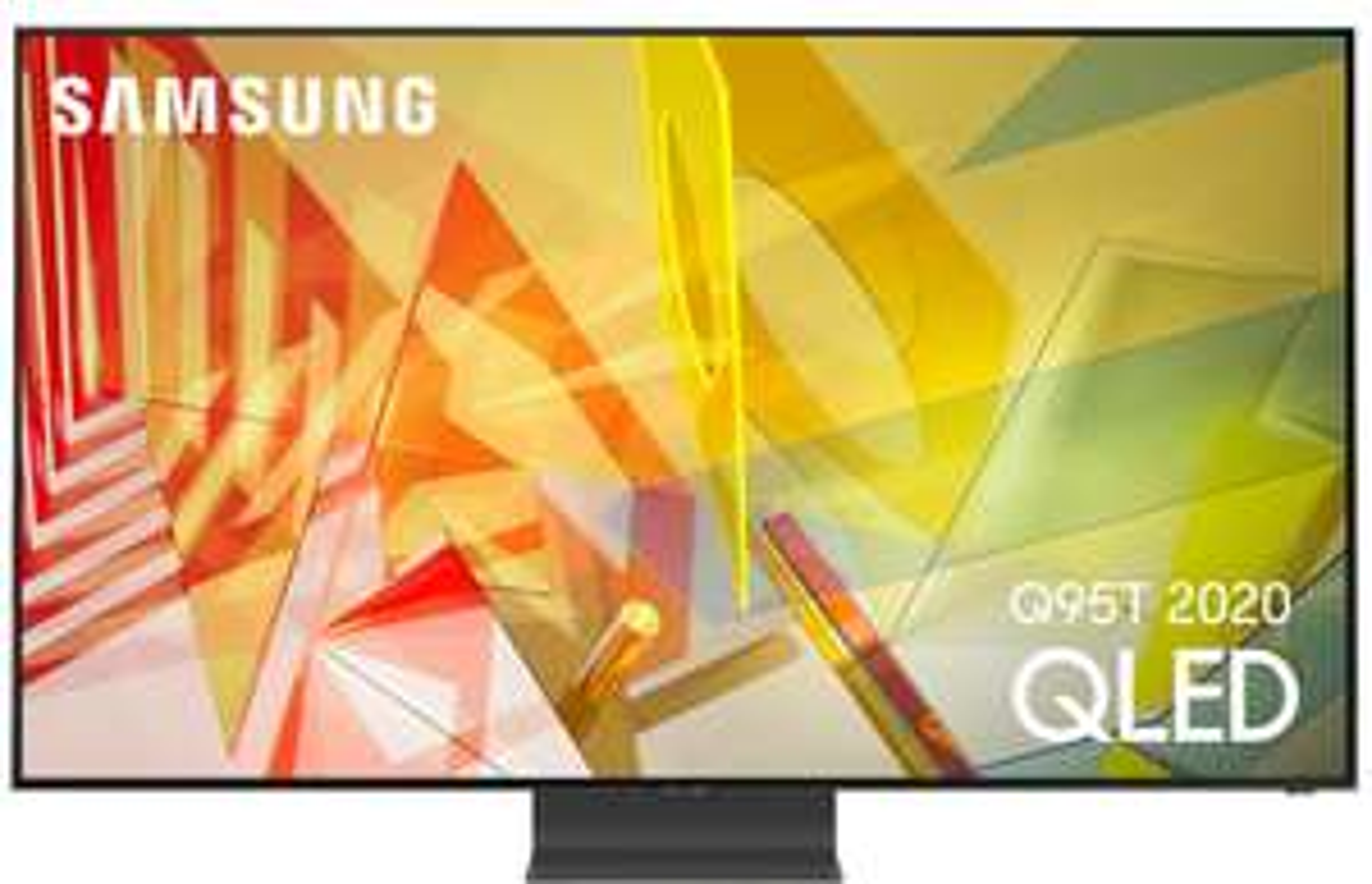 "TV QLED 55"" Samsung QE55Q95TC (2020) - 4K UHD, Smart TV, HDR, 100Hz + Support mural"