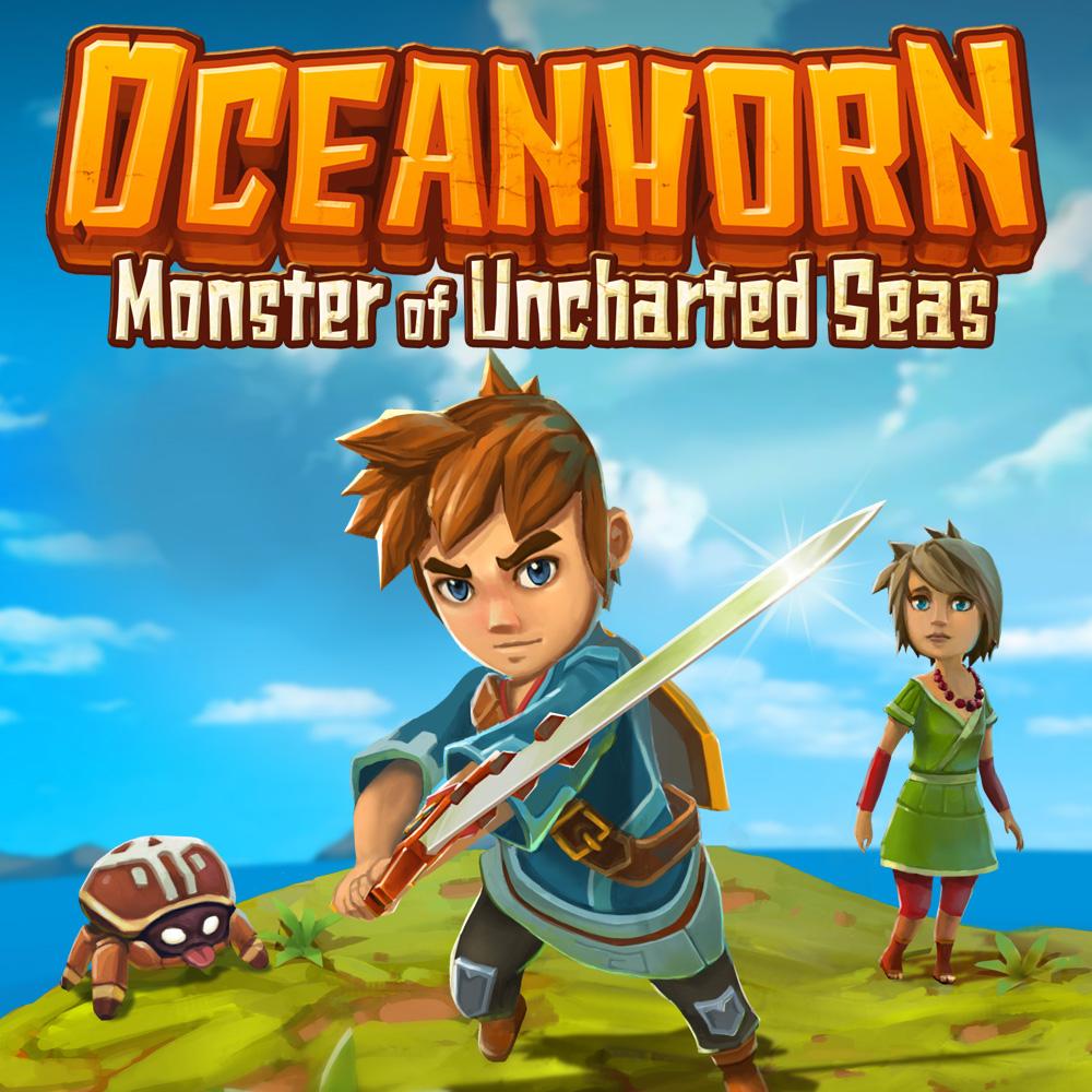 Oceanhorn: Monster of Uncharted Seas sur Switch (dématérialisé)