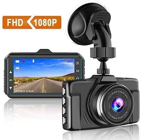 Caméra embarquée Chortau - Full HD, 170° (Vendeur Tiers)