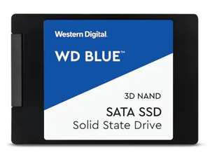 """Disque SSD Interne 2.5"""" WD Blue (3D NAND) - 4 To (Frontalier Suisse)"""