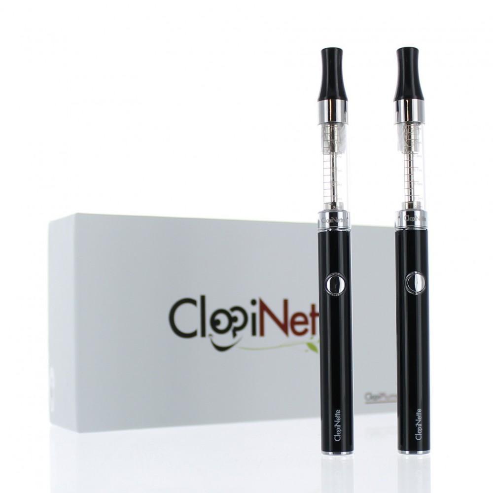 Coffret ClopiPlume - 2 clearomiseurs + 2 batteries