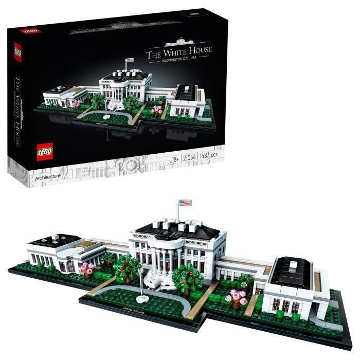 [CDAV] LEGO Architecture 21054 - La Maison Blanche