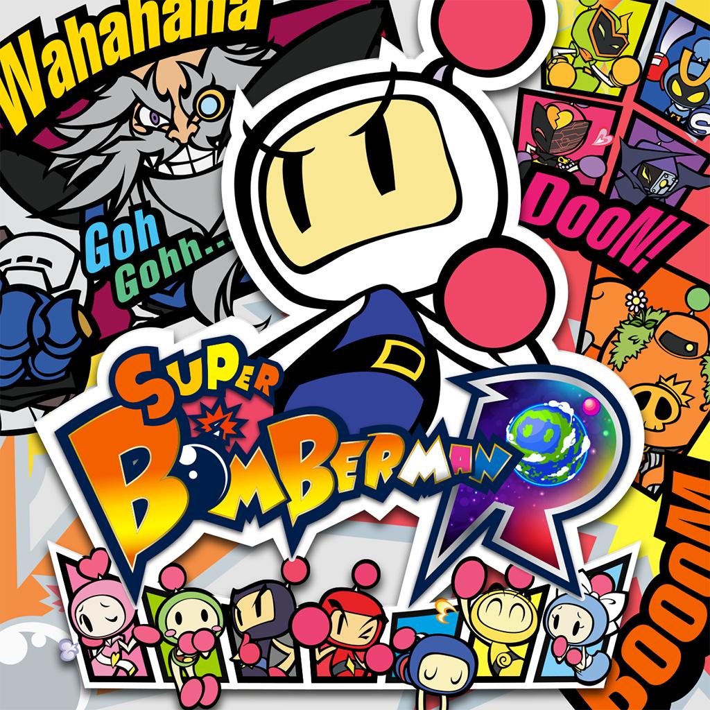 Jeu Super Bomberman R à 4.49€ ou Mario + The Lapins Crétins Kingdom Battle à 9.99€ sur Switch (Dématérialisé)