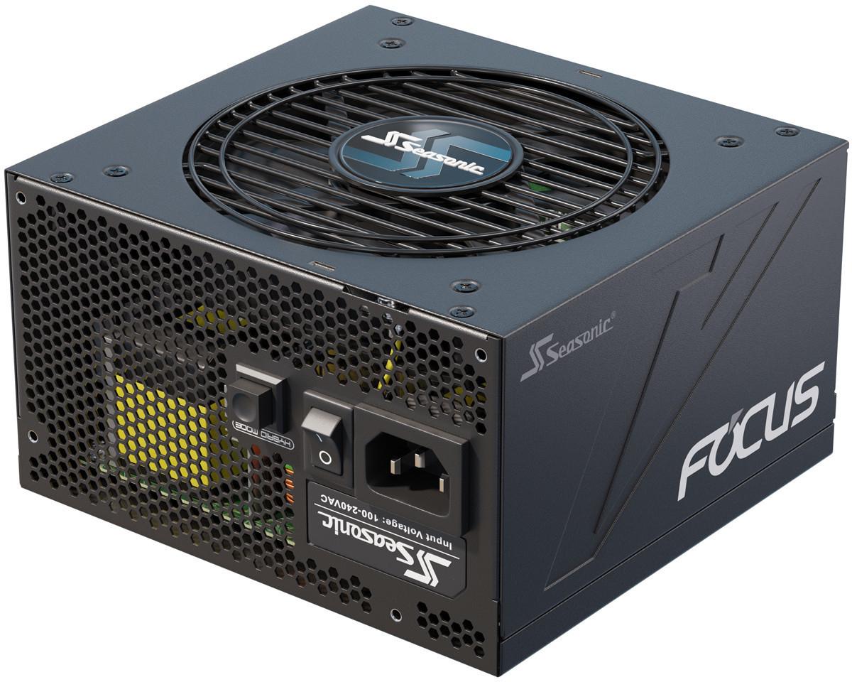 Bloc d'alimentation PC modulaire Seasonic Focus PX-550 - 550 W, 80Plus Platinum