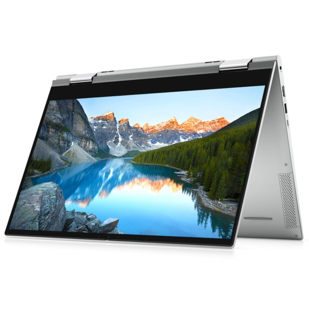 "PC Portable 2-en-1 15.6"" Dell Inspiron 15 7506 - FHD Tactile, i7-1165G7, RAM 16 Go 3200 MHz, SSD NVMe 512 Go, Thunderbolt 4, WiFi 6, Win 10"