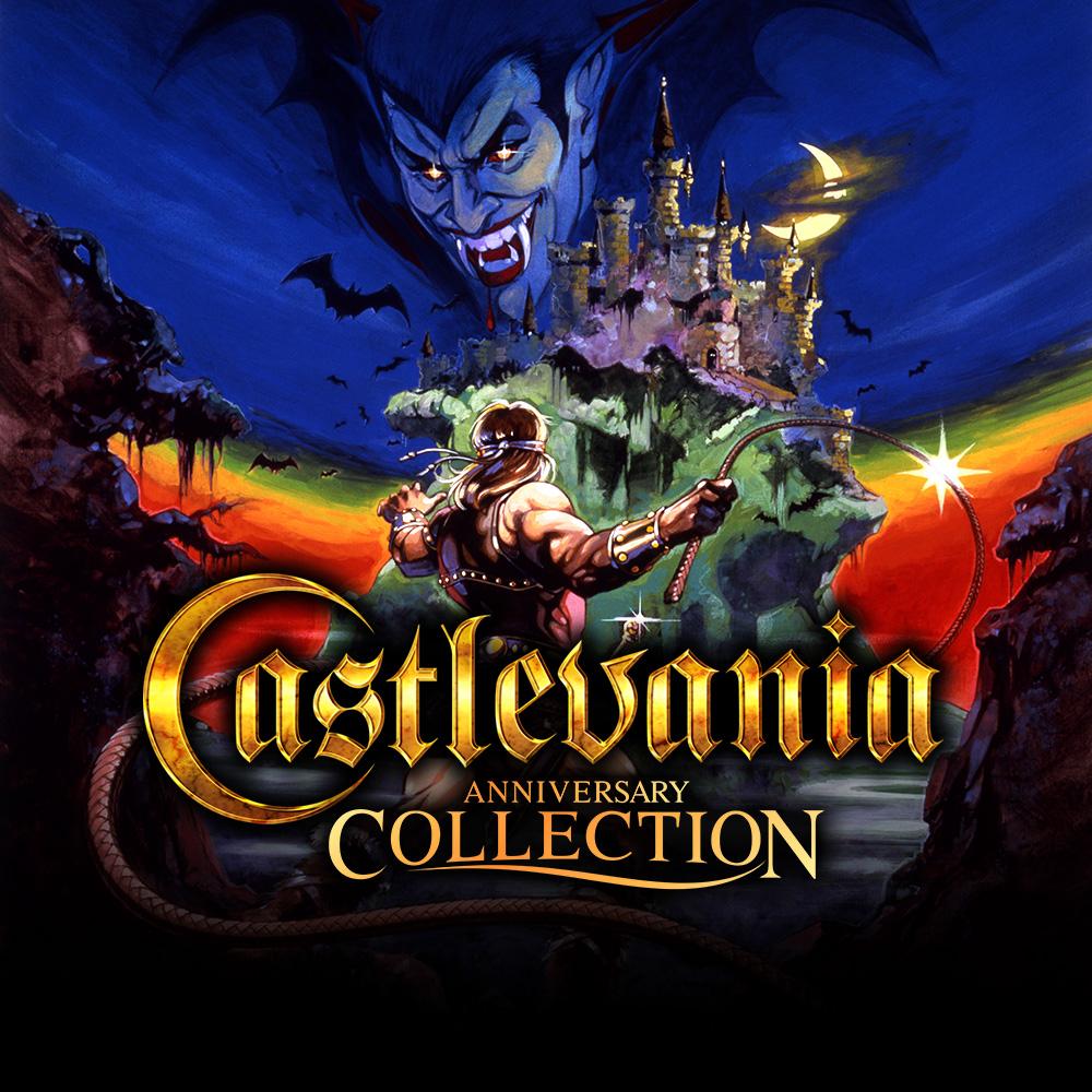 Sélection de bundle Konami Anniversary Collections - Ex: Castlevania Anniversary Collection sur nintendo switch (dématérialisé)