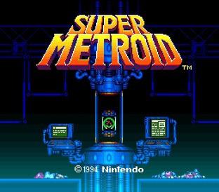 Jeu Super Metroid (Virtual Console) sur Wii U