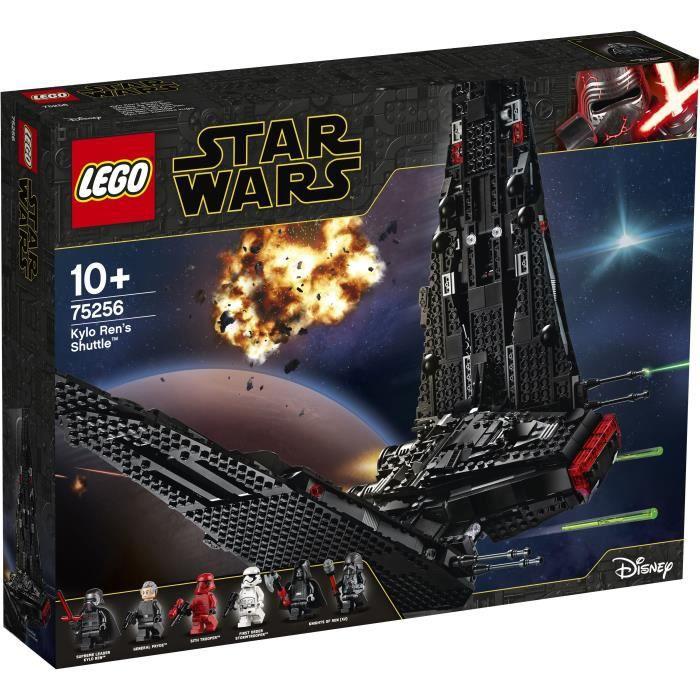 Jeu de construction Lego Star Wars (75256) - La Navette de Kylo Ren