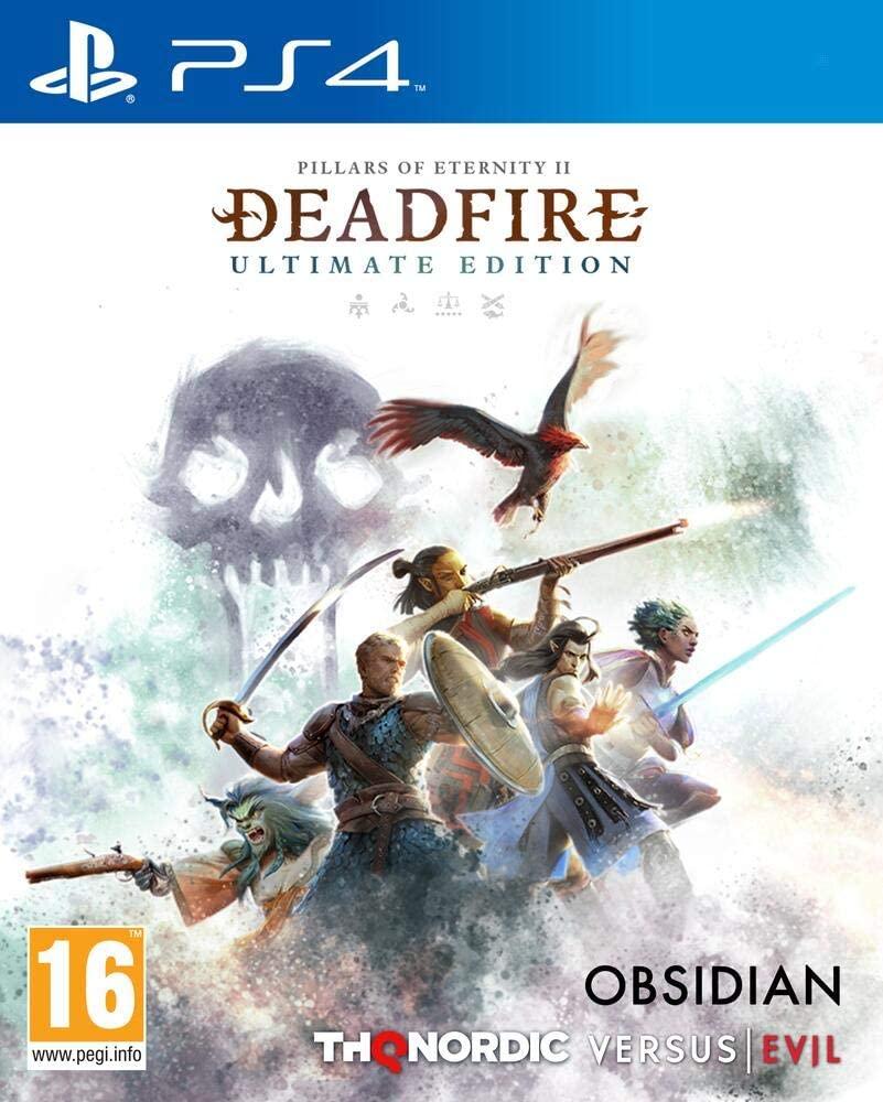 Jeu Pillars of Eternity 2 : Deadfire Ultimate Edition sur PS4 (retrait magasin uniquement)