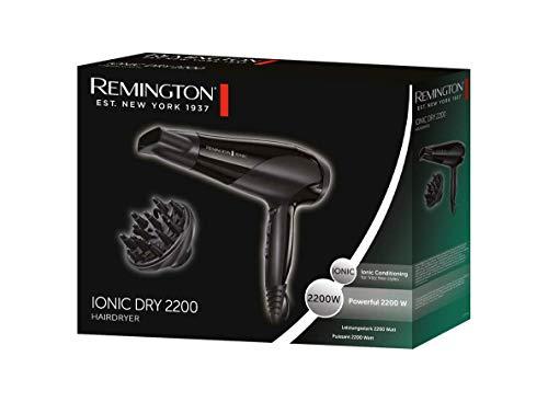Sèche-Cheveux Remington D3198 Ionic Dry