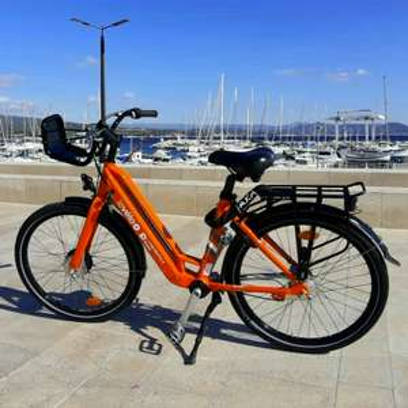 """Abonnement courte durée (ticket de 1 à 7 jours) gratuit pour le service de vélo """"LeVélo"""" - Marseille (13)"""