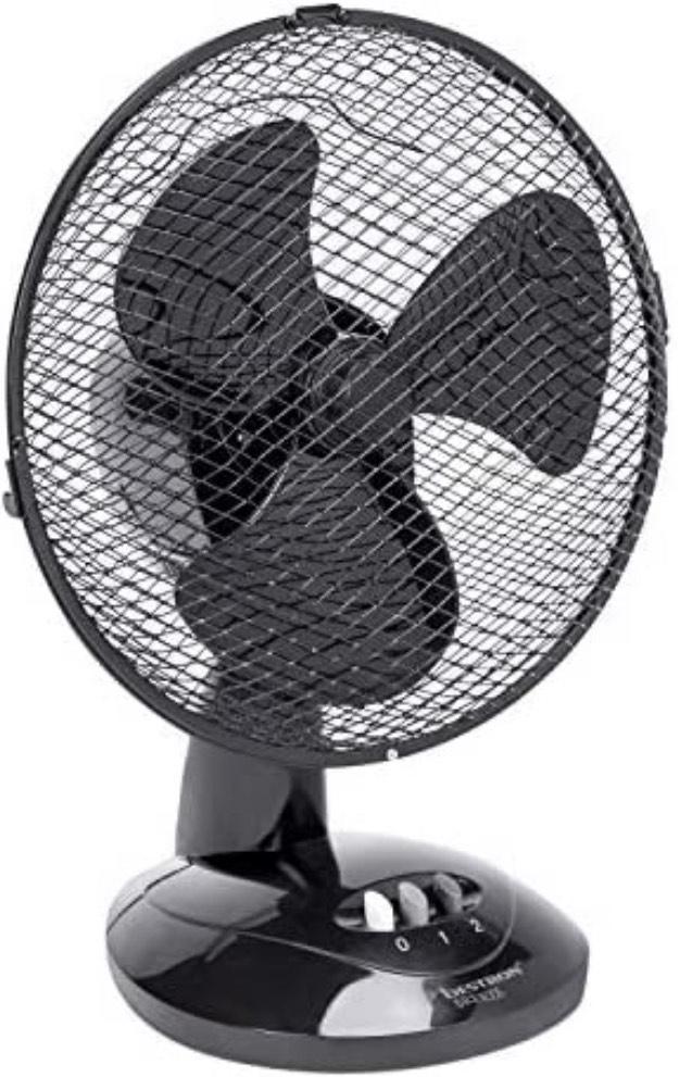 Ventilateur de table Bestron - 27cm, oscillant