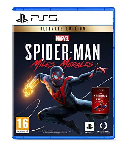 Jeu Marvel's Spider-Man : Miles Morales Ultimate sur PS5
