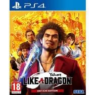 Yakuza 7 Like a Dragon sur PS4 & Xbox One