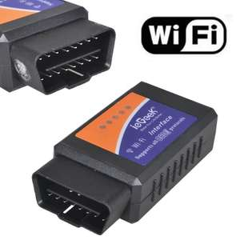 Prise de diagnostic auto ieGeek OBD2 - Wi-Fi
