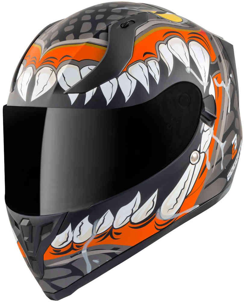Casque de moto Bogotto V128 Naga (Plusieurs tailles & coloris)