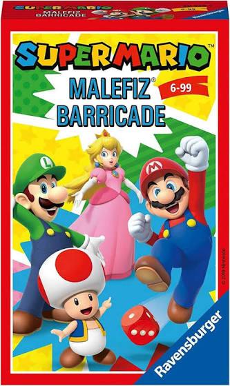 Jeu de société Ravensburger Super Mario
