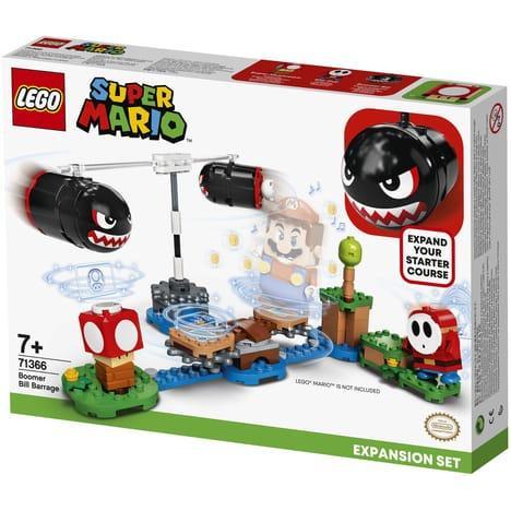 LEGO Super Mario 71366 - Ensemble d'extension Barrage de Bill Bourrins (via 11,62€ sur Carte Fidélité)