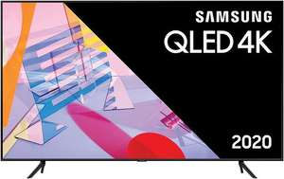 "TV QLED 75"" Samsung QE75Q60T - 4K UHD, Smart TV (Frontaliers Suisse)"