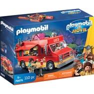 Jouet Playmobil 70075 - The Movie - Food Truck de Del (via 26,22€ sur Carte Fidélité)