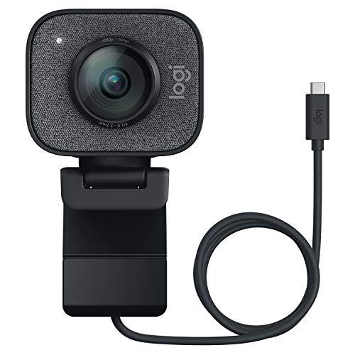 Webcam Logitech StreamCam - Noir