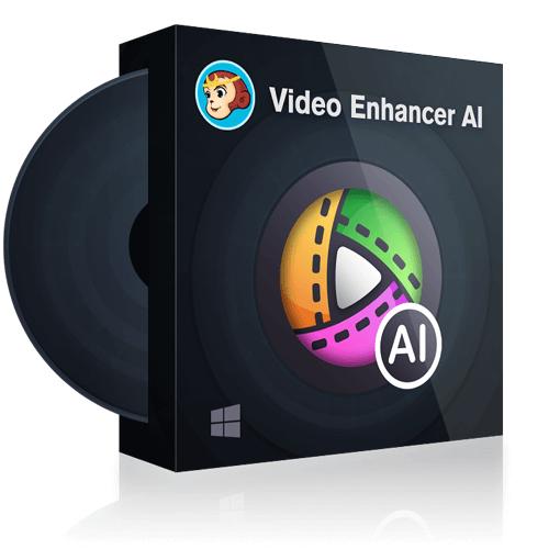 Logiciel DVDFab Video Enhancer AI Gratuit 2 Ans sur PC (Dématérialisé)