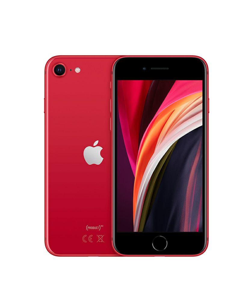 "Smartphone 4.7"" Apple iPhone SE 2020 - HD+ Retina, 256 Go, Rouge"
