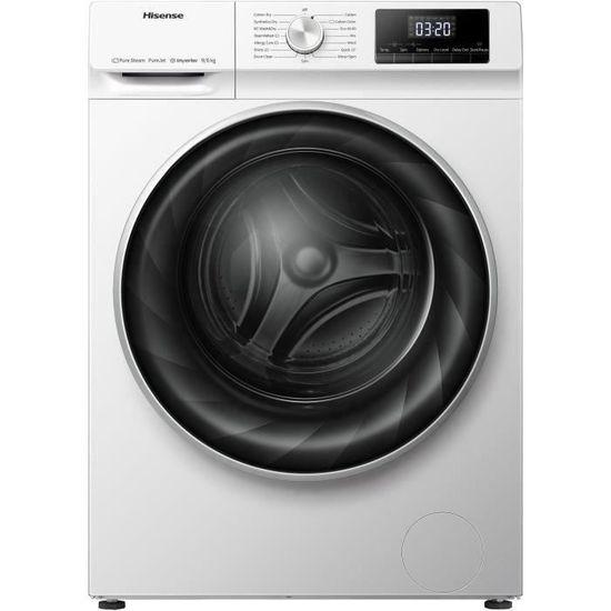 [CDAV] Lave-linge séchant Hisense WDQY901418VJM - lavage 9 kg / séchage 6 kg, 1400 trs/min (via ODR de 30€)