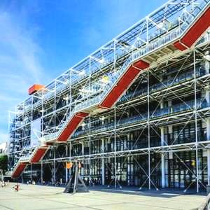 Entrée gratuite au Centre Pompidou - Paris (75)