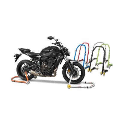 Béquille d'atelier pour moto Proworks 2-en-1
