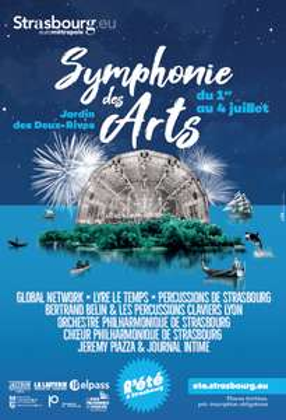 7 concerts gratuits en plein air - Strasbourg (67)
