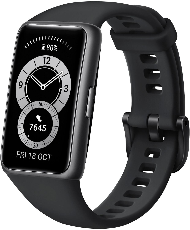 Bracelet connecté Huawei Band 6 - noir (vendeur tiers)