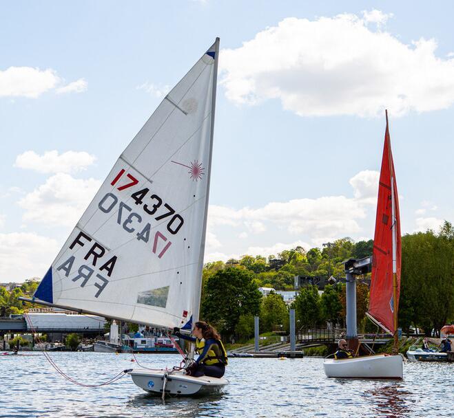 Initiation gratuite aux sports nautiques (Voile, aviron, canoë-kayak) - Sèvres (92)