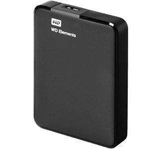 """Disque dur externe 2.5"""" Western Digital WD Elements USB 3.0 - 2 To"""