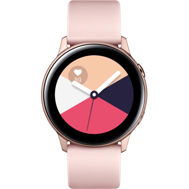Montre connectée Samsung Galaxy Watch Active - Rose Poudré, 40 mm