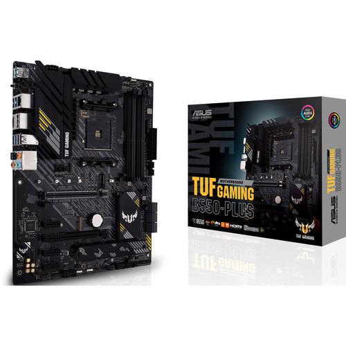 Sélection de carte-mères AMD ASUS en promotion - Ex : Asus TUF GAMING B550-PLUS (via ODR de 40€)