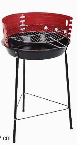Barbecue sur pied - 33cm