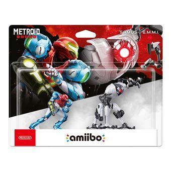 [Adhérents] Précommande : Figurine Amiibo Metroid dread Samus et E.M.M.I + 10€ sur le compte fidélité