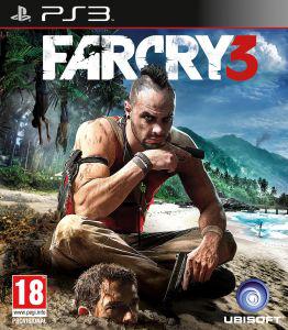 Far Cry 3 sur PS3 (Seulement en anglais)