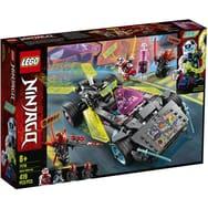 Jouet Lego Ninjago La voiture ninja avec lames extensibles (Via 23.99€ sur Carte Fidélité)