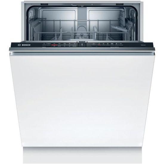 [CDAV] Lave-vaisselle tout intégrable Bosch SMV2ITX18E - 12 couverts, Moteur induction, WIFI