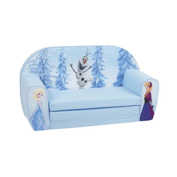 Sélection d'articles en promotion - Ex : Canapé convertible enfant La Reine des neiges
