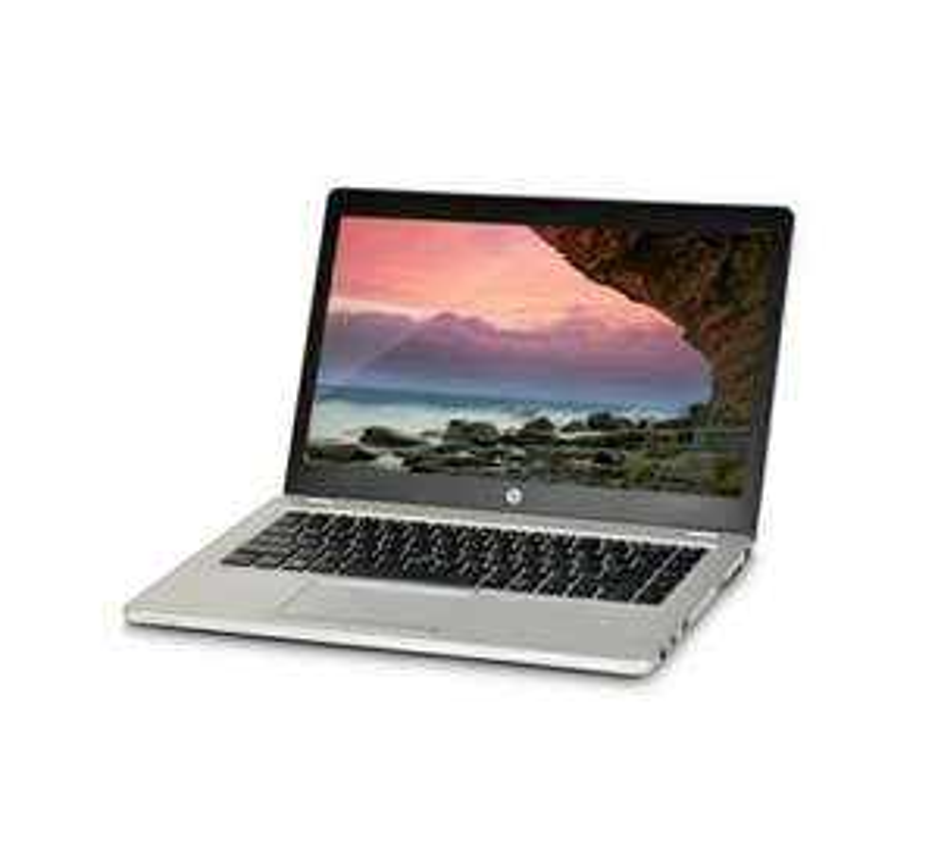 "PC Portable 14"" HP EliteBook Folio 9470m - HD, i5-3427U, 8 Go RAM, 120 Go SSD, Intel HD Graphics 4000, Windows 10 (Reconditionné)"