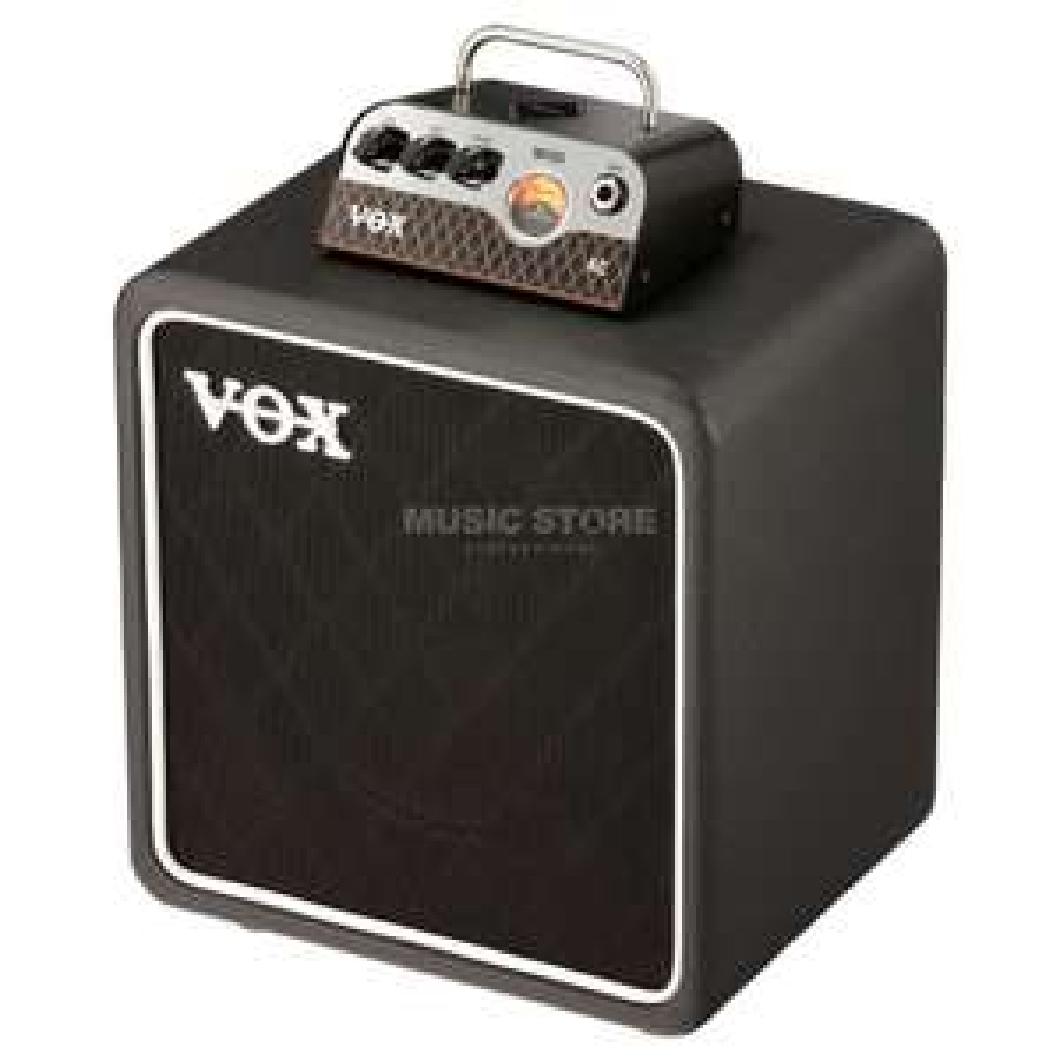Set ampli guitare Vox MV50 (AC ou CL) + Enceinte BC108