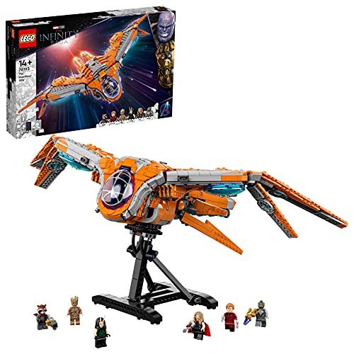 Jeu de construction Lego Marvel - Le vaisseau des Gardiens de la Galaxie (76193)