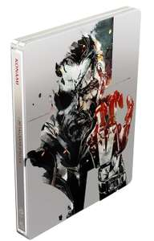 Steelbook Metal Gear Solid V : The Phantom Pain