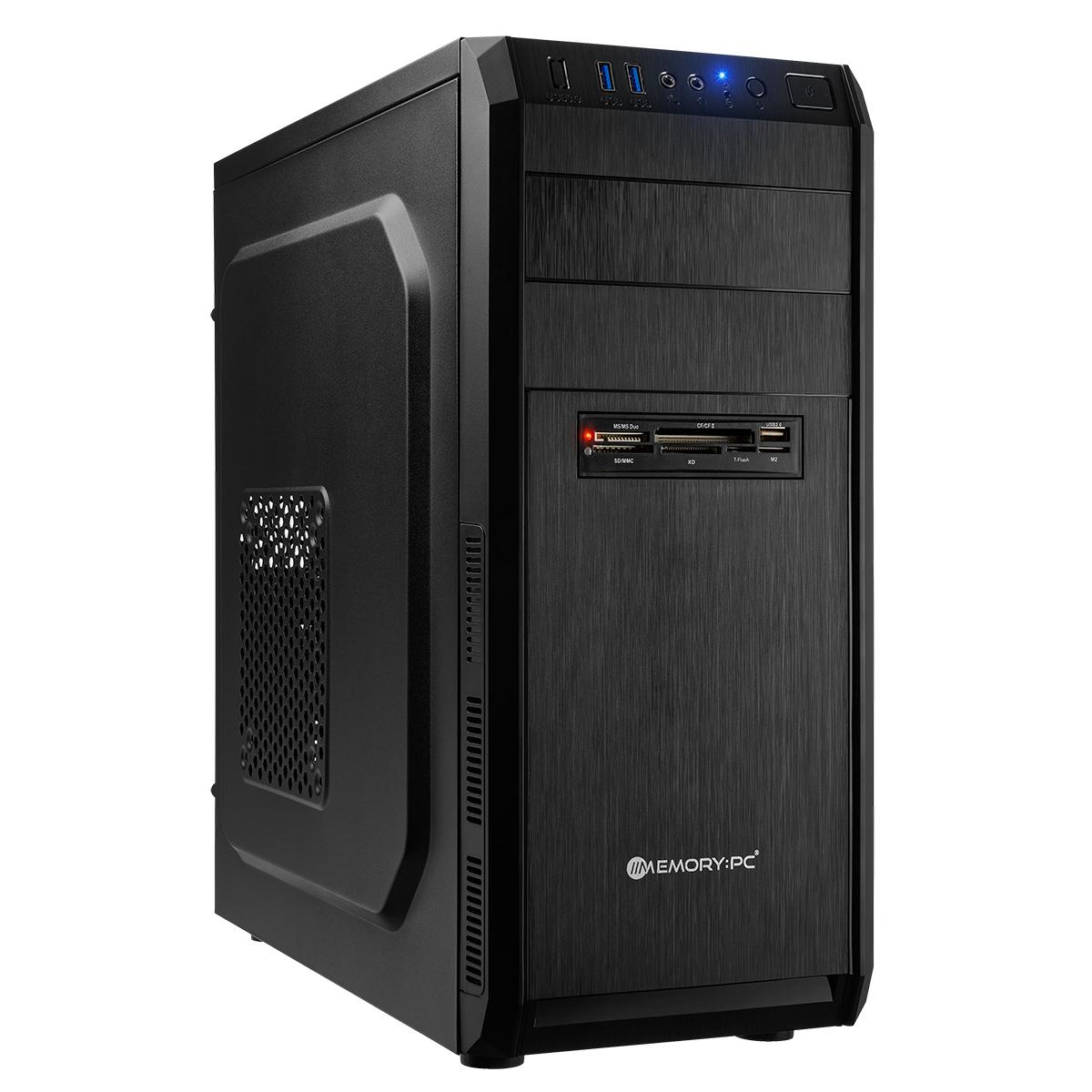 PC AMD Ryzen 3 2200G 4x 3.50GHz, 8Go DDR4 2666 MHz, Radeon Vega 8, 120 GB SSD