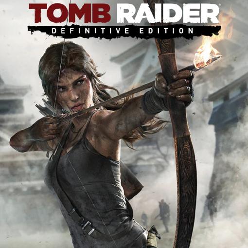 Sélection de jeux Tomb Raider en promotion sur Stadia - Ex : Tomb Raider: Definitive Edition (Dématérialisé)
