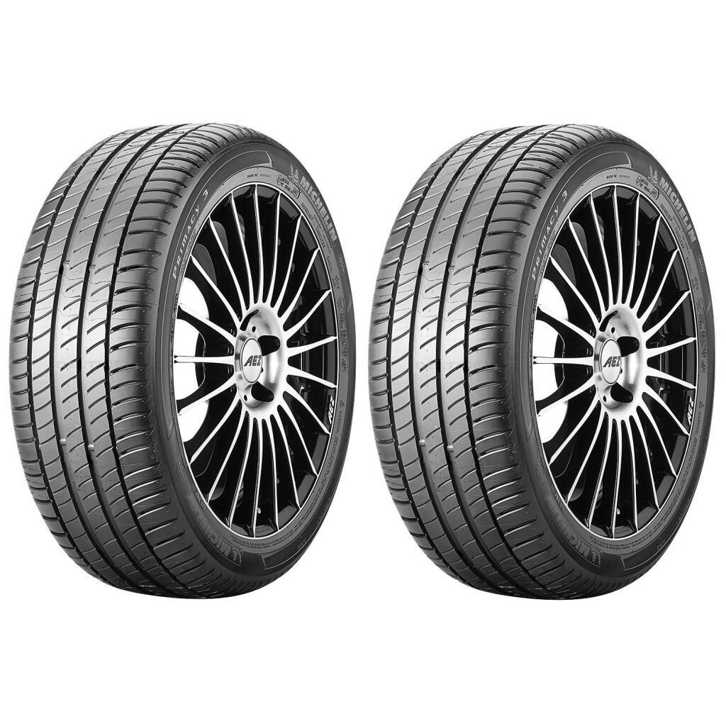 Jusqu'à 80€ en ticket E.Leclerc sur les pneus Michelin - Ex : Lot de 2 Pneus été Primacy 3 - 225/45 R17 94W (Via 20€ sur la carte)